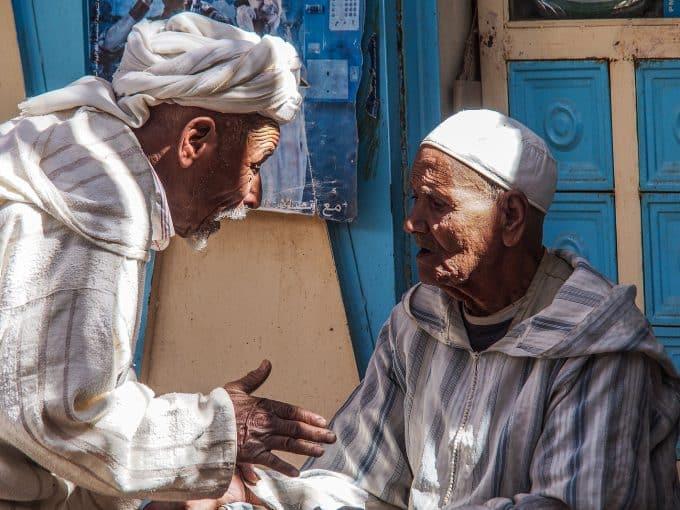 volontariato con gli anziani