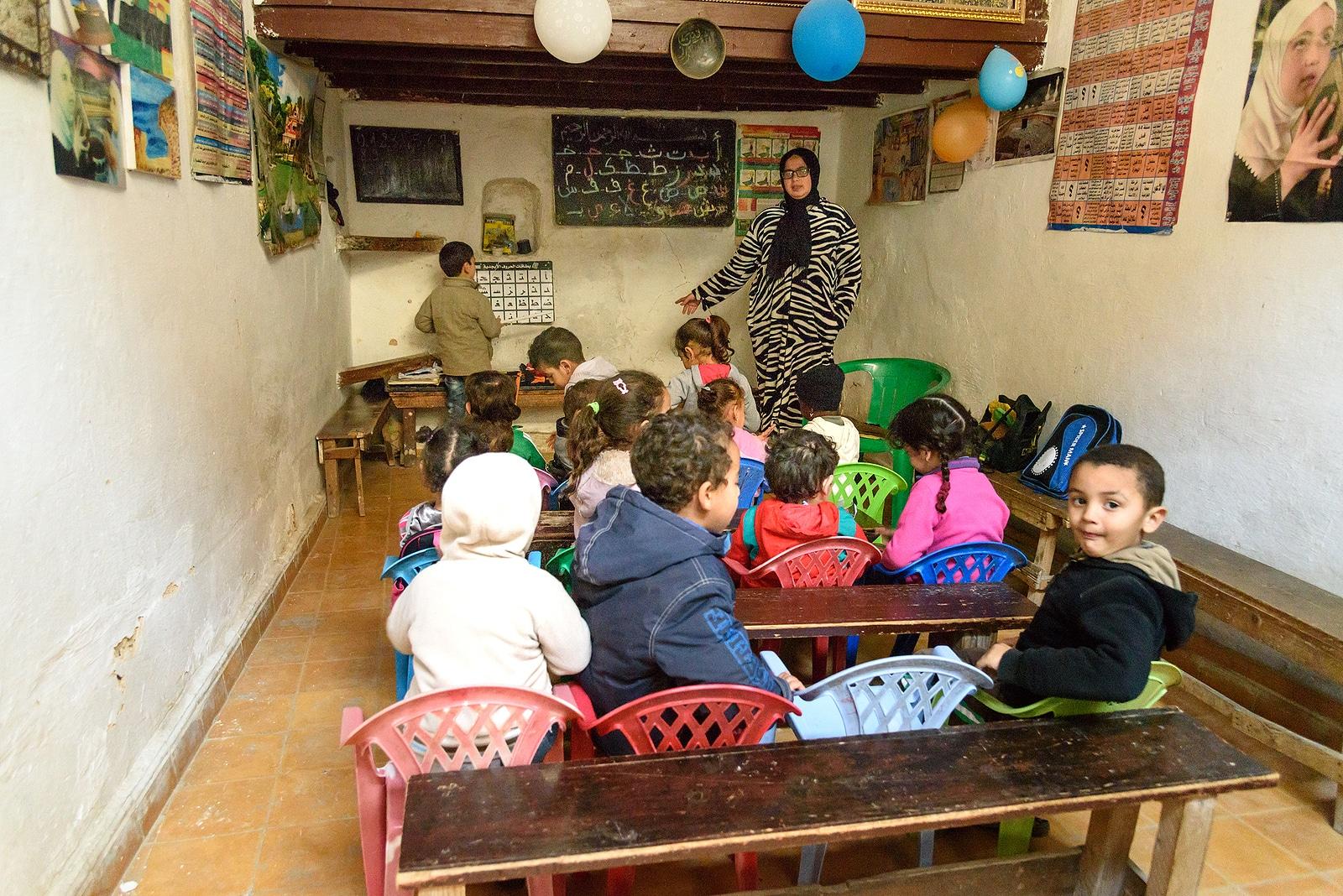 Volontariato in Marocco per l'educazione ed insegnamento nella comunità con ICYE