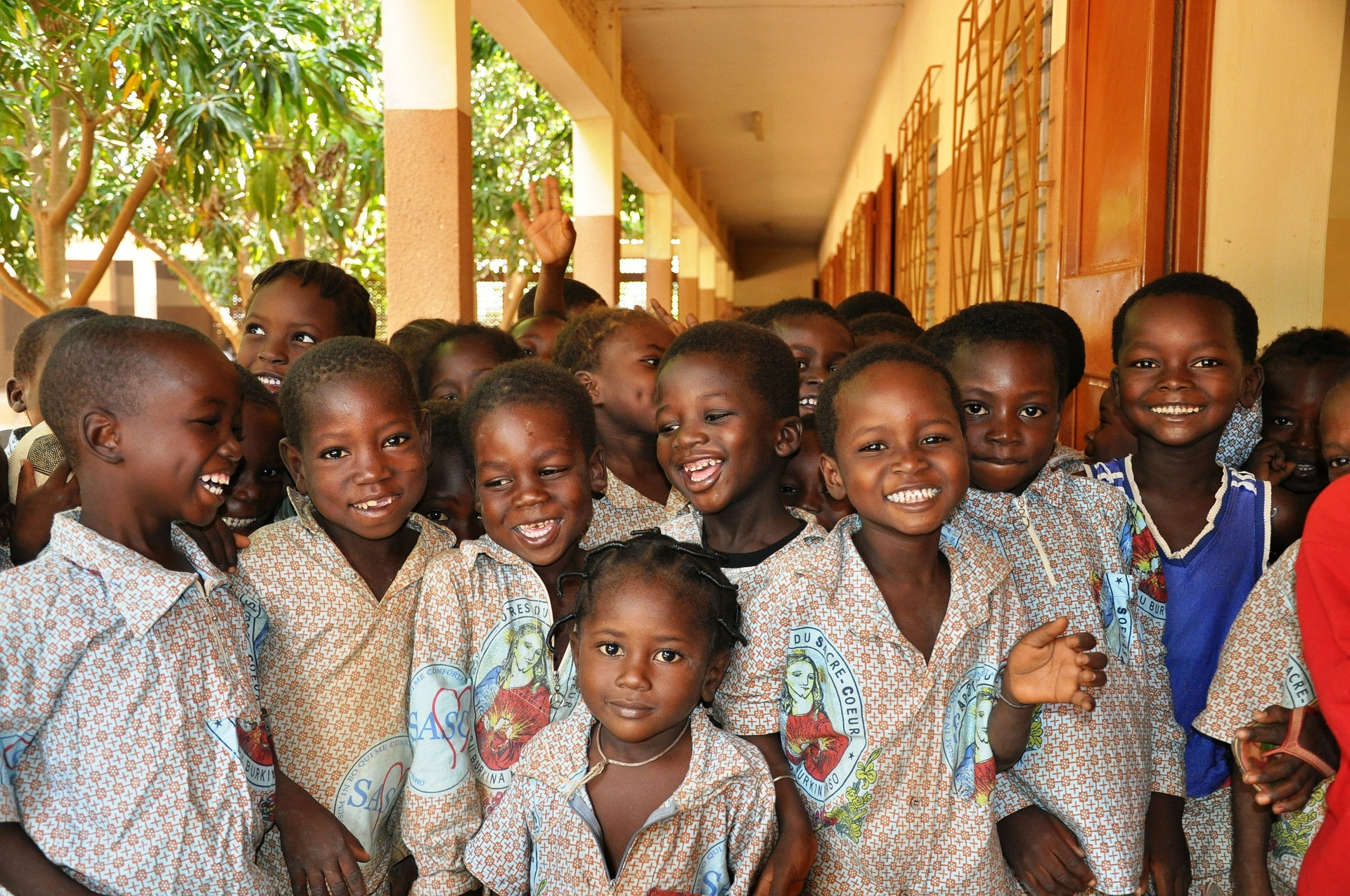 Volontariato internazionale in Uganda in un asilo e scuola elementare