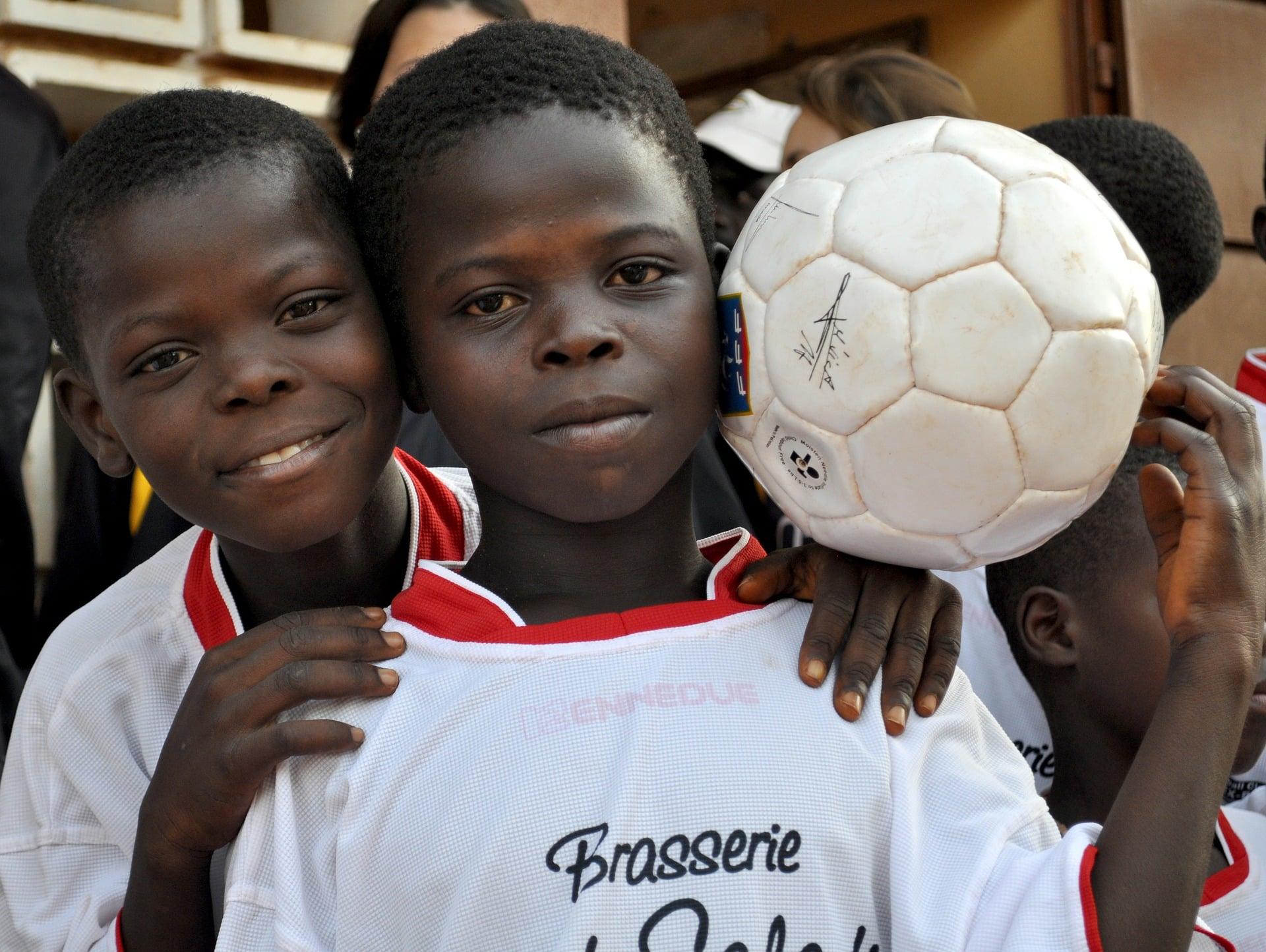 Volontariato internazionale in Kenya in un centro per la cura e l'educazione