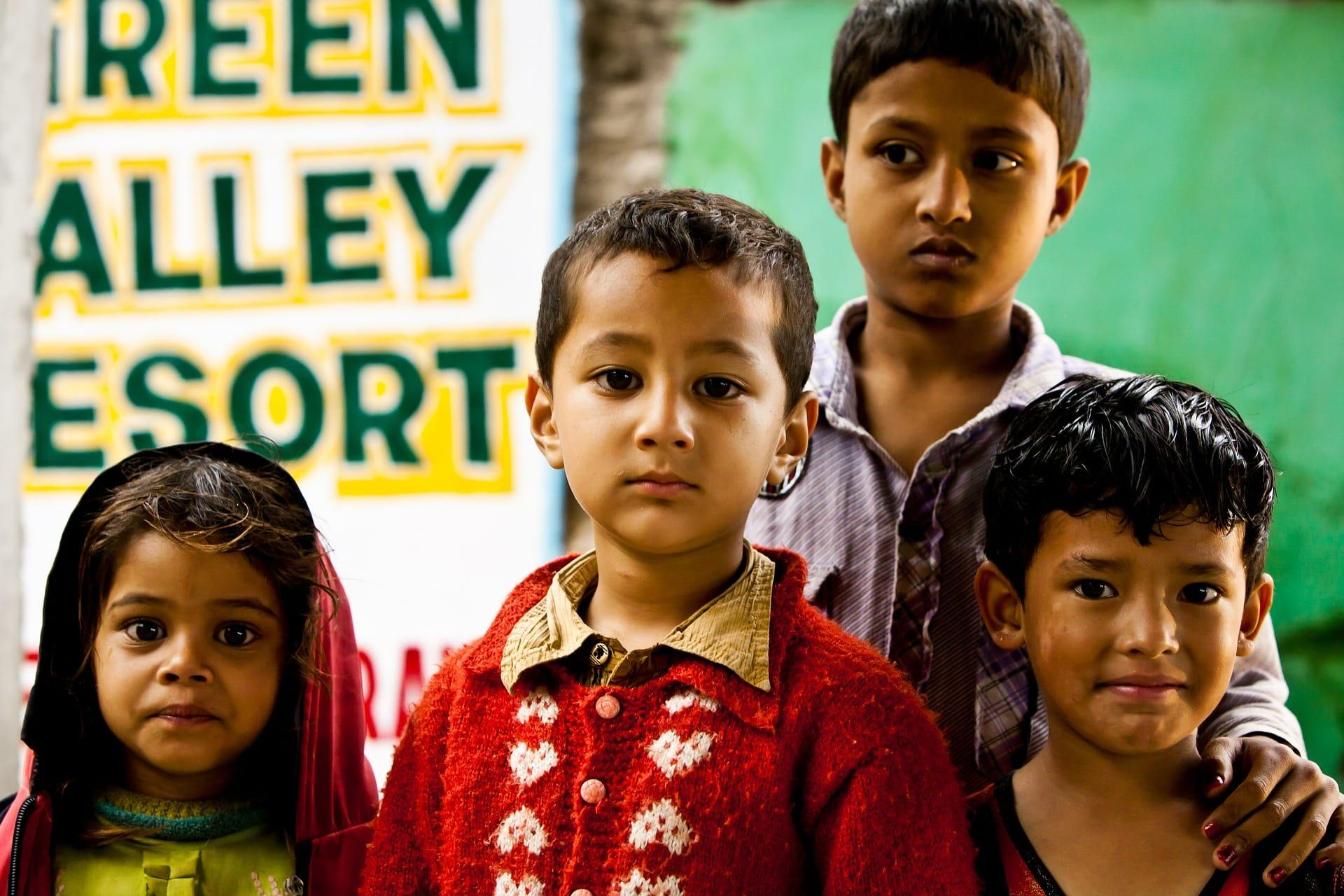 Volontariato Internazionale in Nepal in un club per bambini