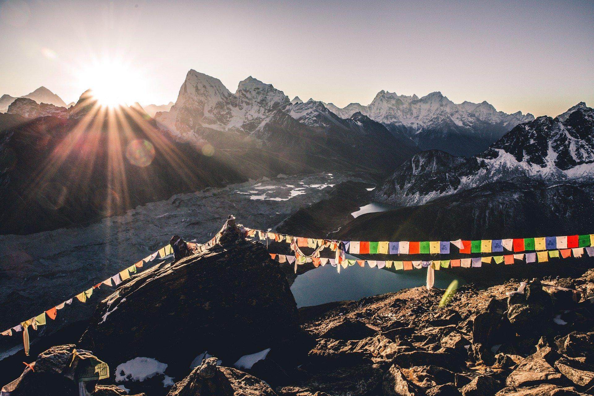 Volontariato internazionale in Nepal per indagare gli effetti del cambiamento climatico