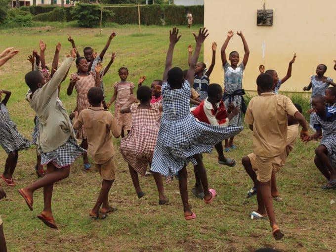 volontariato uganda