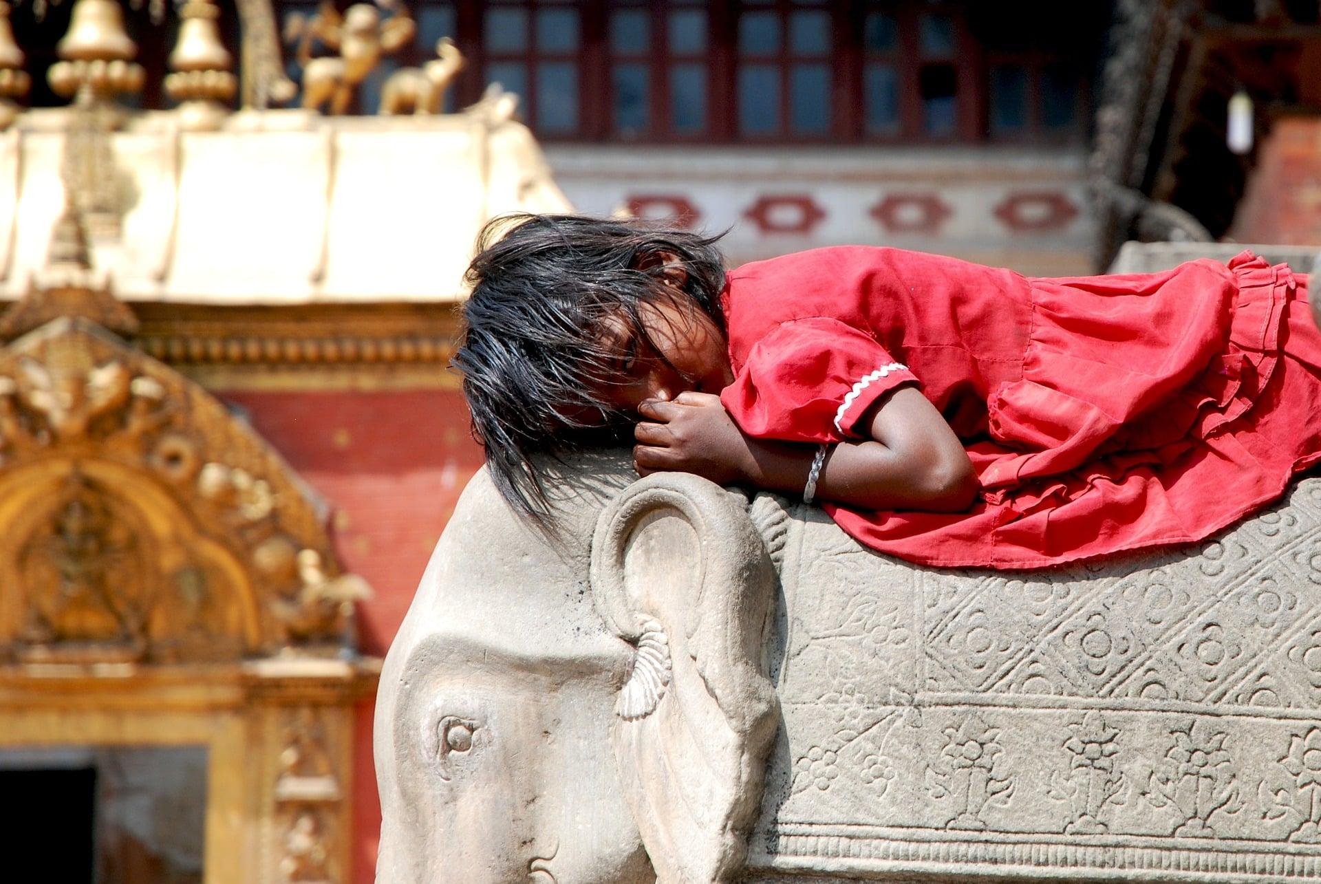Volontariato internazionale in Nepal per i diritti dei bambini