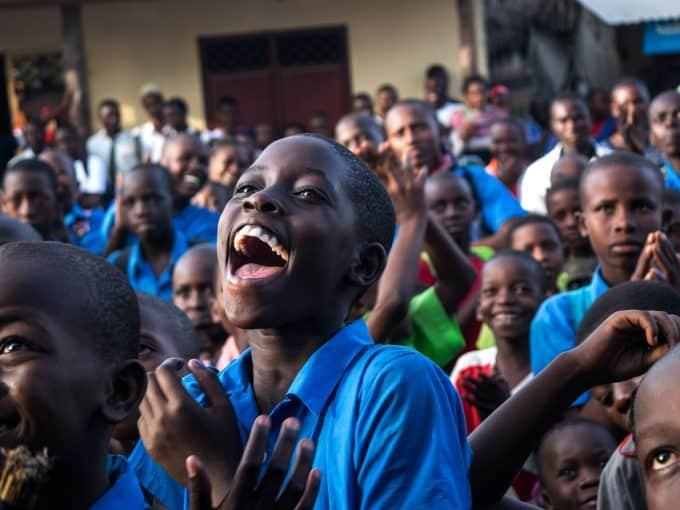 volontariato internazionale in camerun