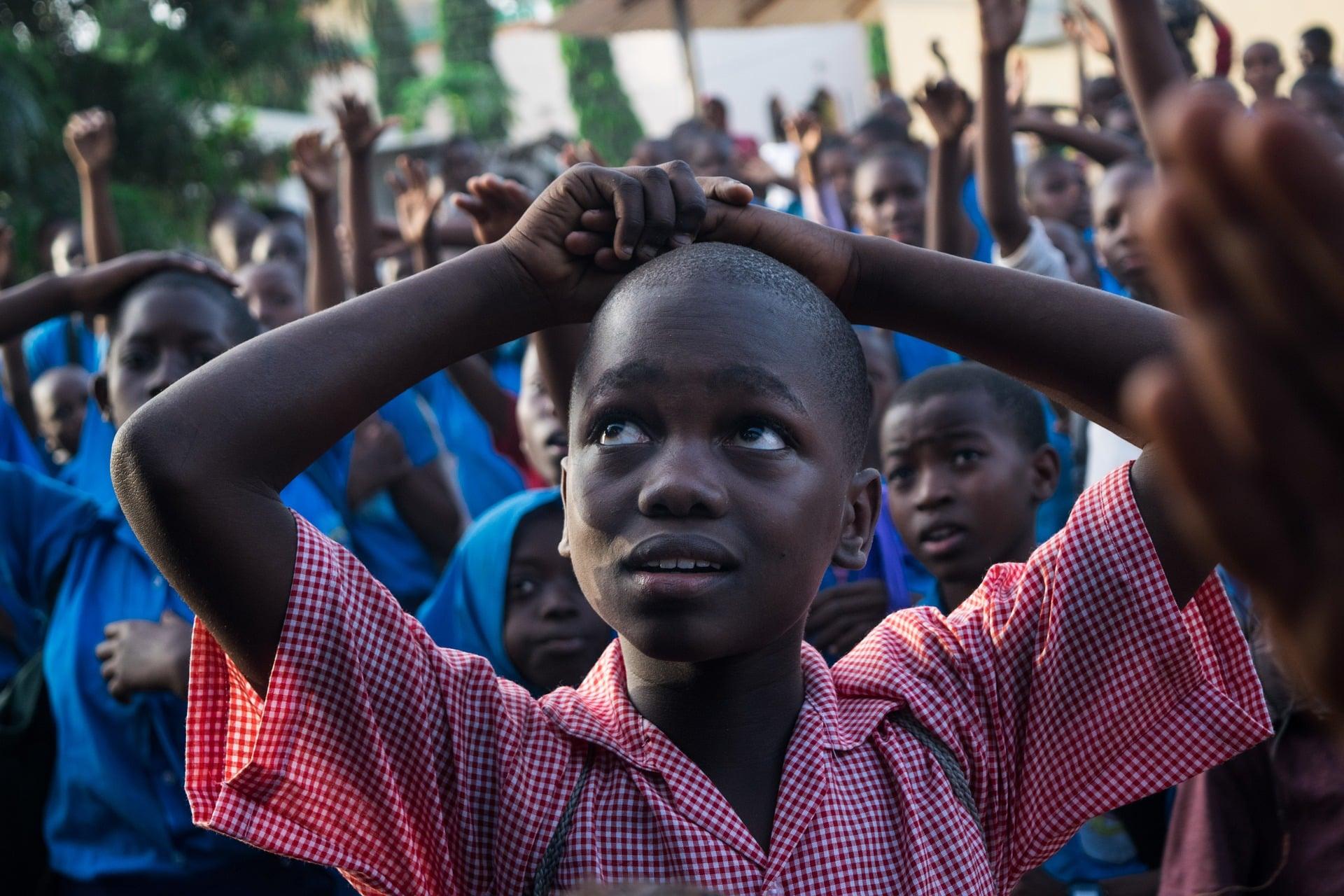 Volontariato Internazionale in Kenya assistenza ed istruzione ai bambini