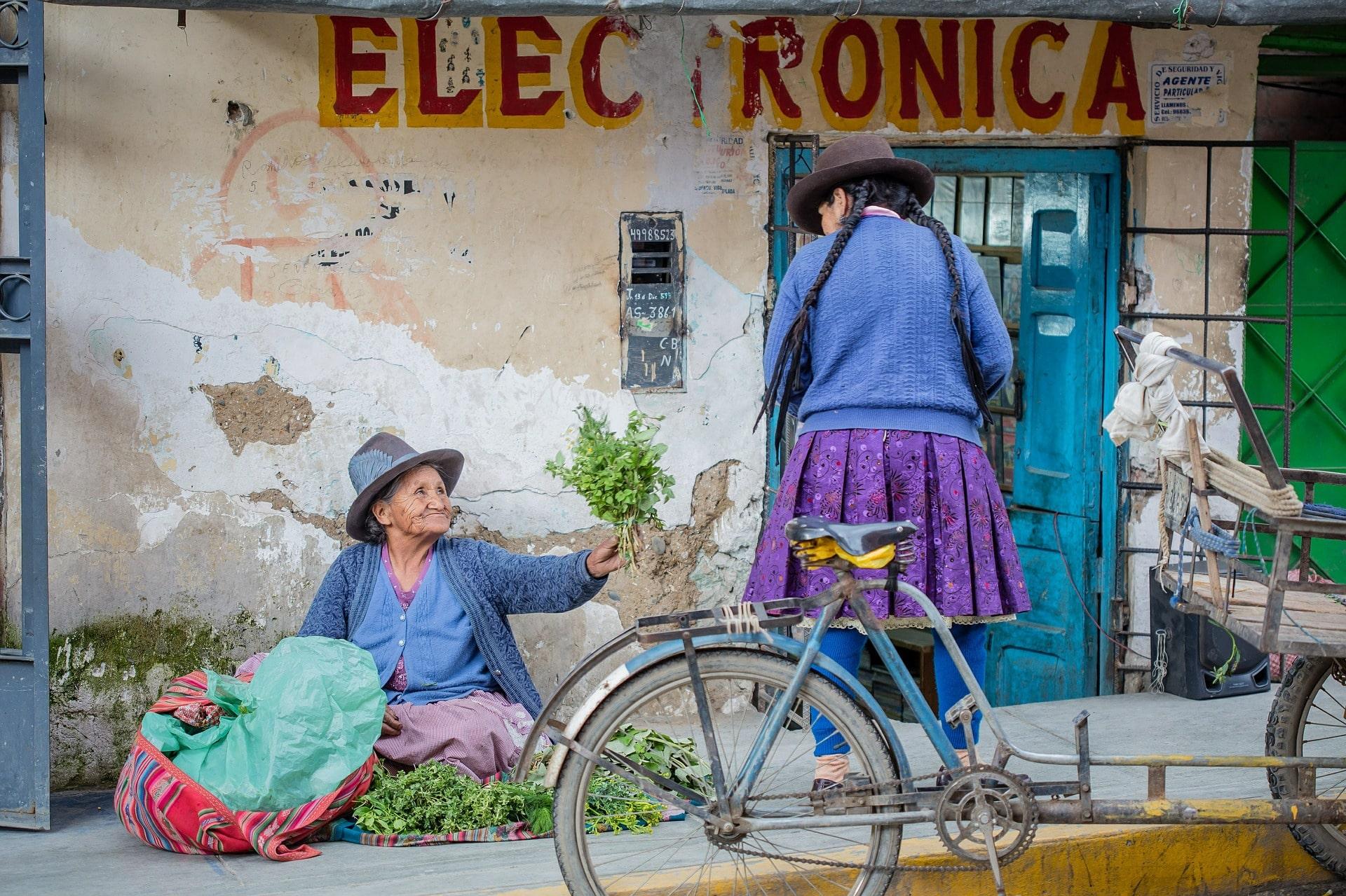 Volontariato Internazionale in Perù con gli anziani con ICYE