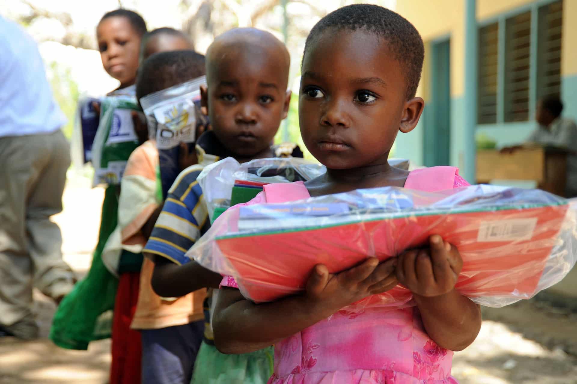 Volontariato internazionale in Tanzania con bambini meno agiati
