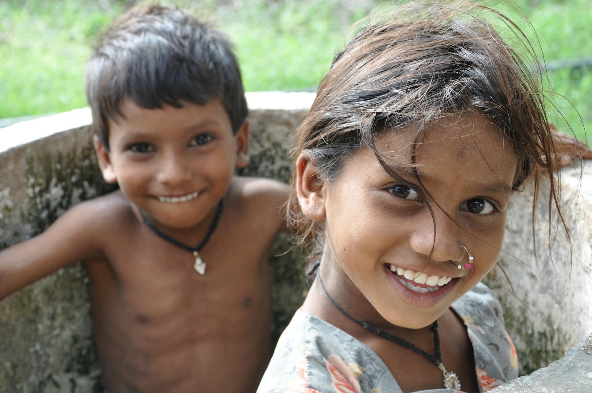 Volontariato Internazionale in India nell'insegnamento ai bambini