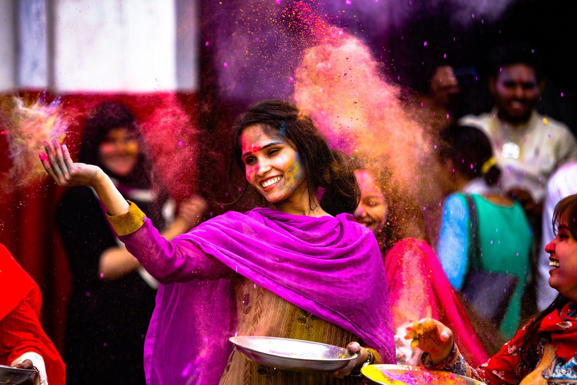 Volontariato Internazionale in India per musica e danza con i bambini