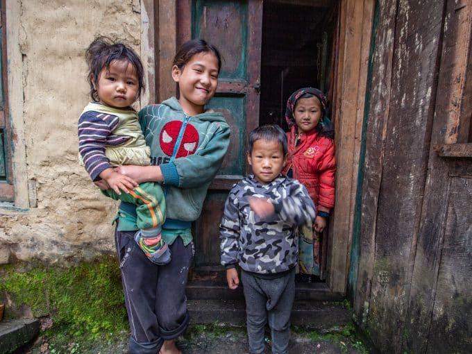 volontariato bambini