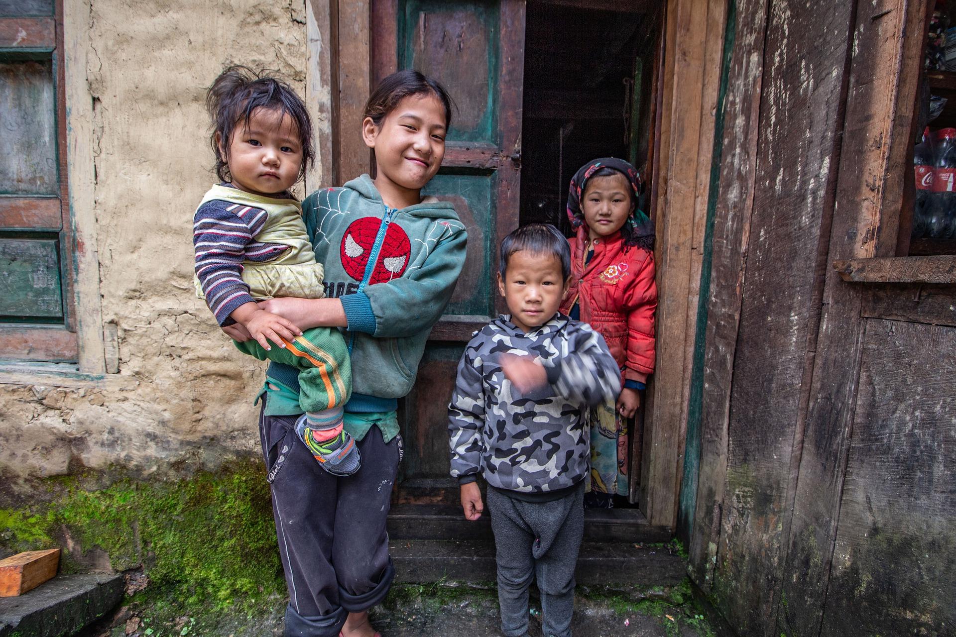 Volontariato Internazionale in Nepal per il sostegno all'educazione