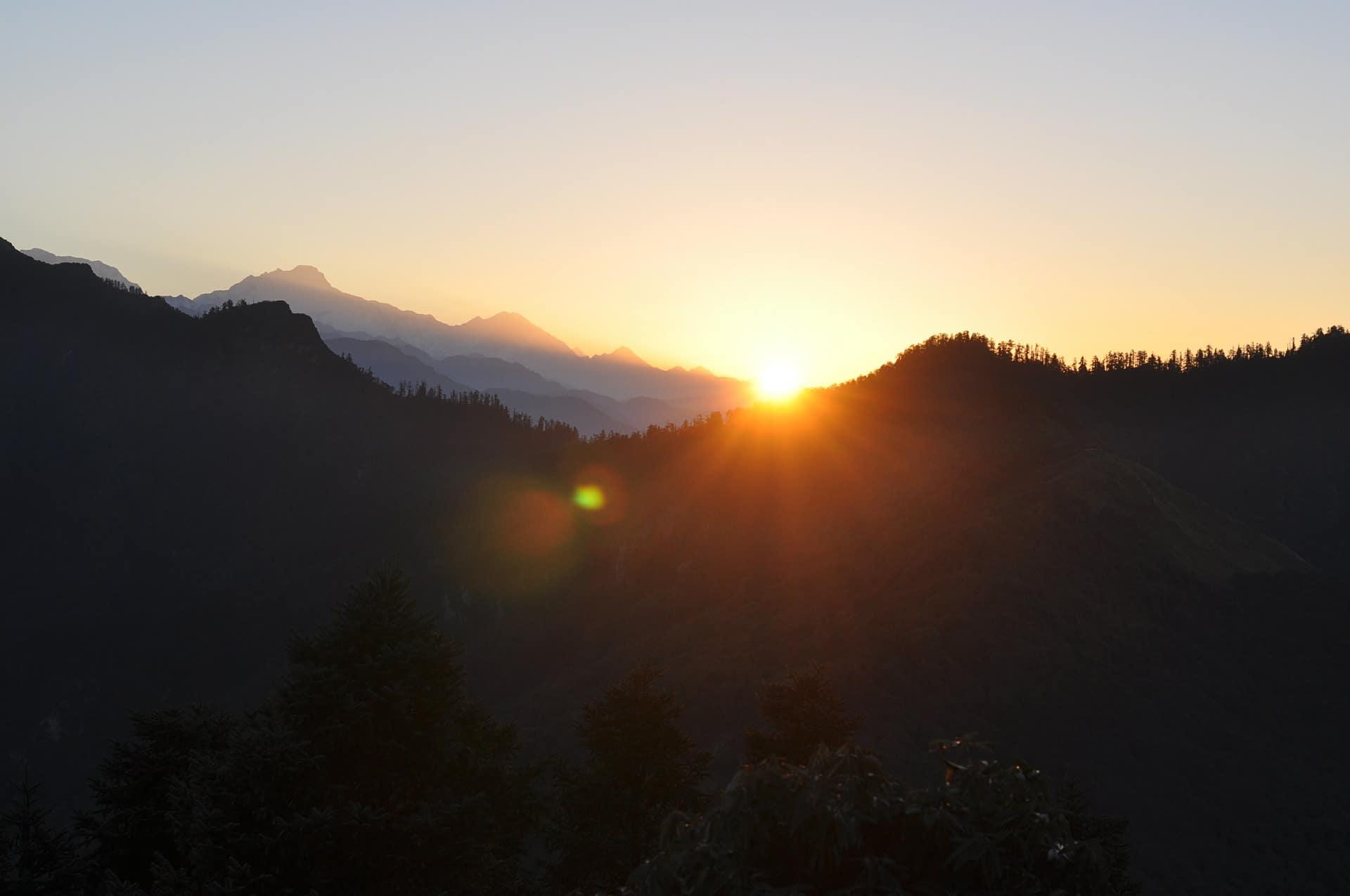 Volontariato internazionale in Nepal per buone pratiche ambientali