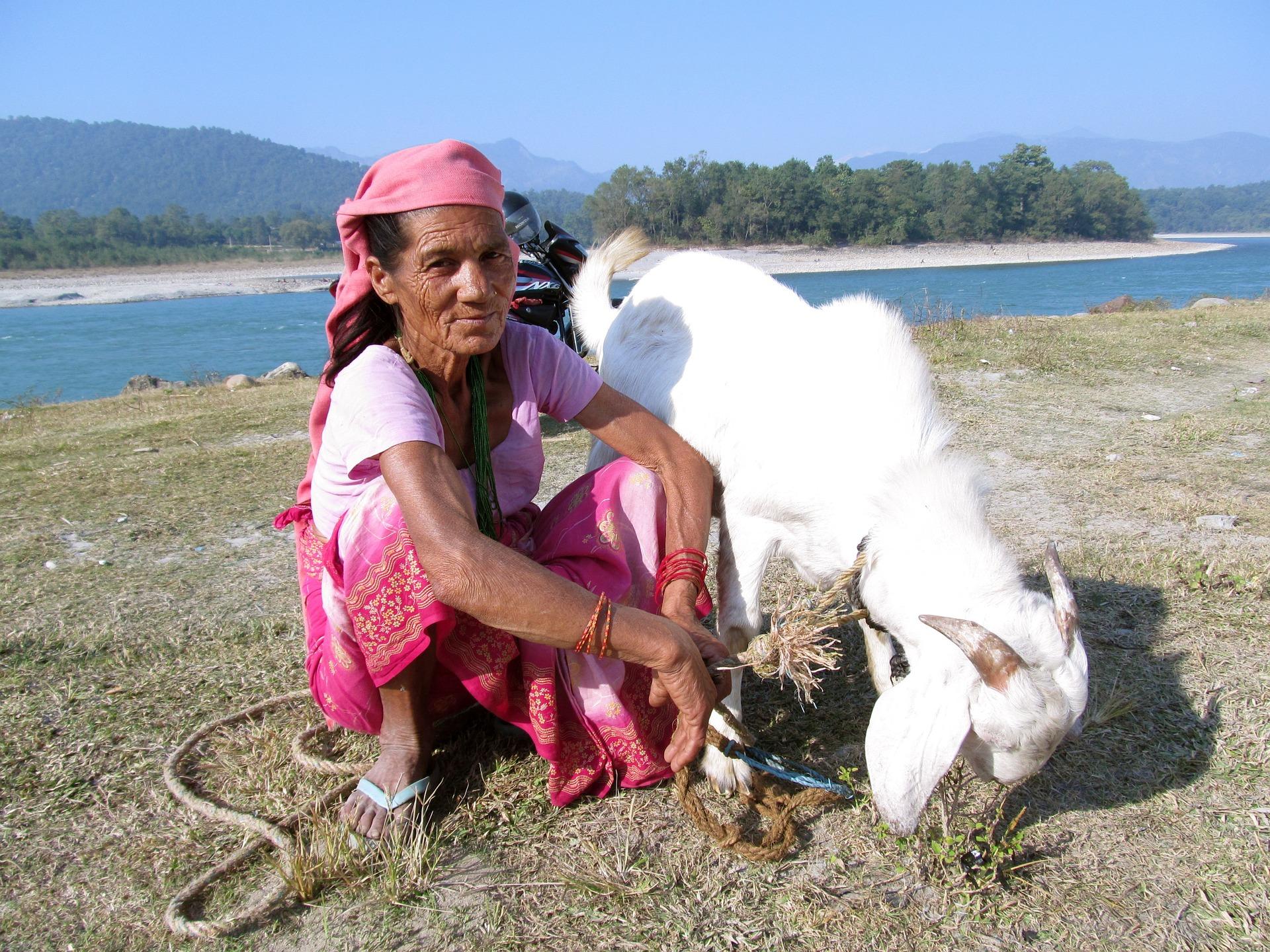 Volontariato internazionale in Nepal per il supporto agli anziani