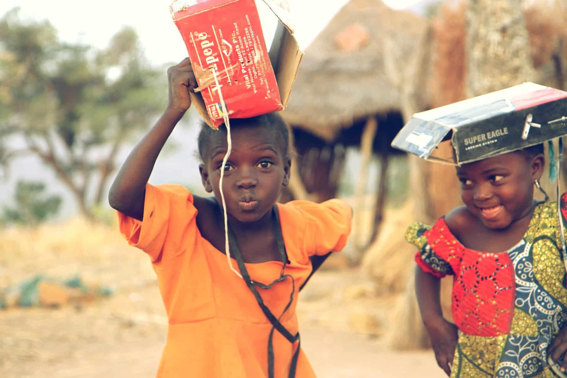 Volontariato internazionale in Kenya con bambini abbandonati