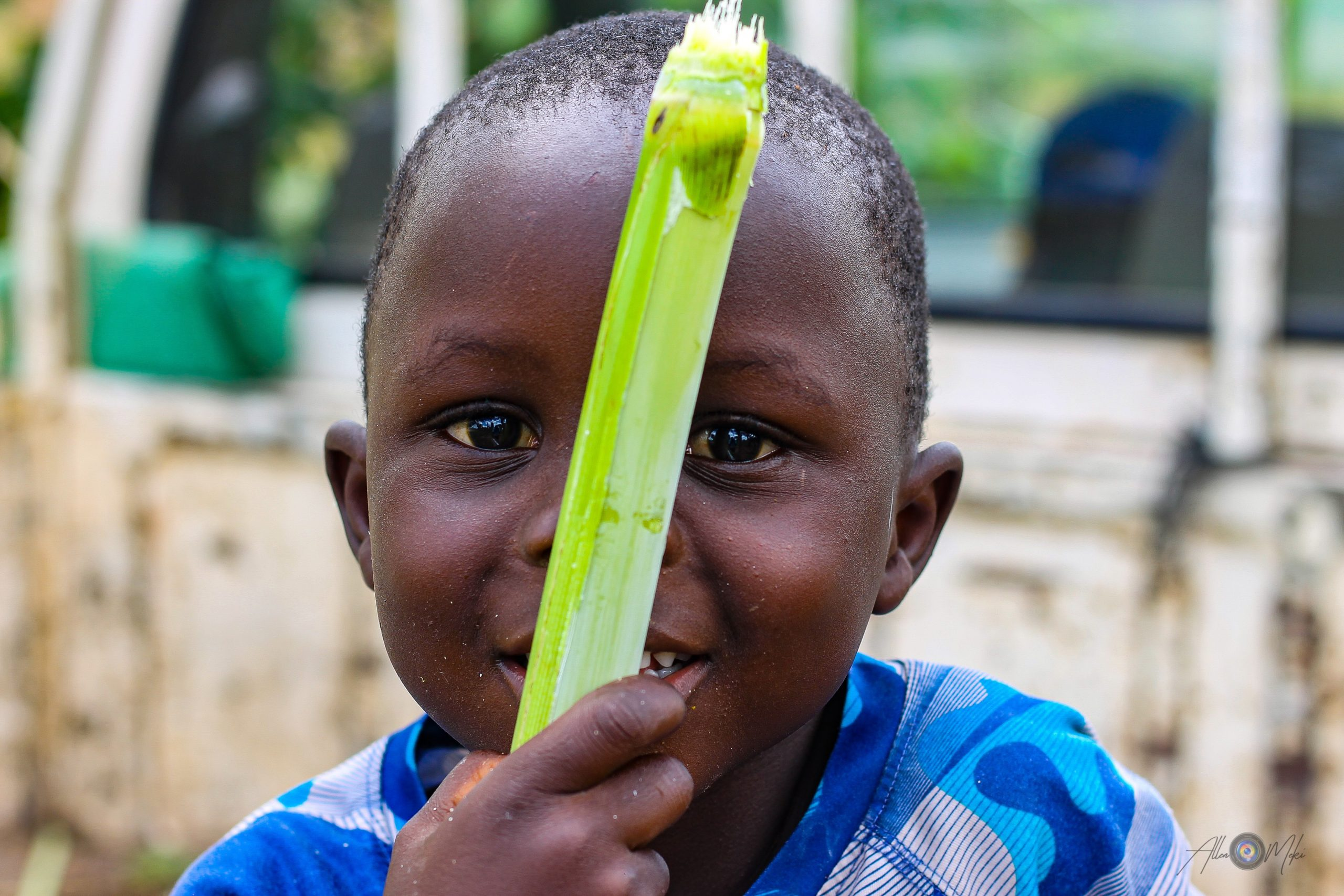 Volontariato internazionale in Kenya con bambini disabili