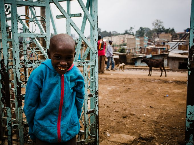 volontariato internazionale kenya bambini