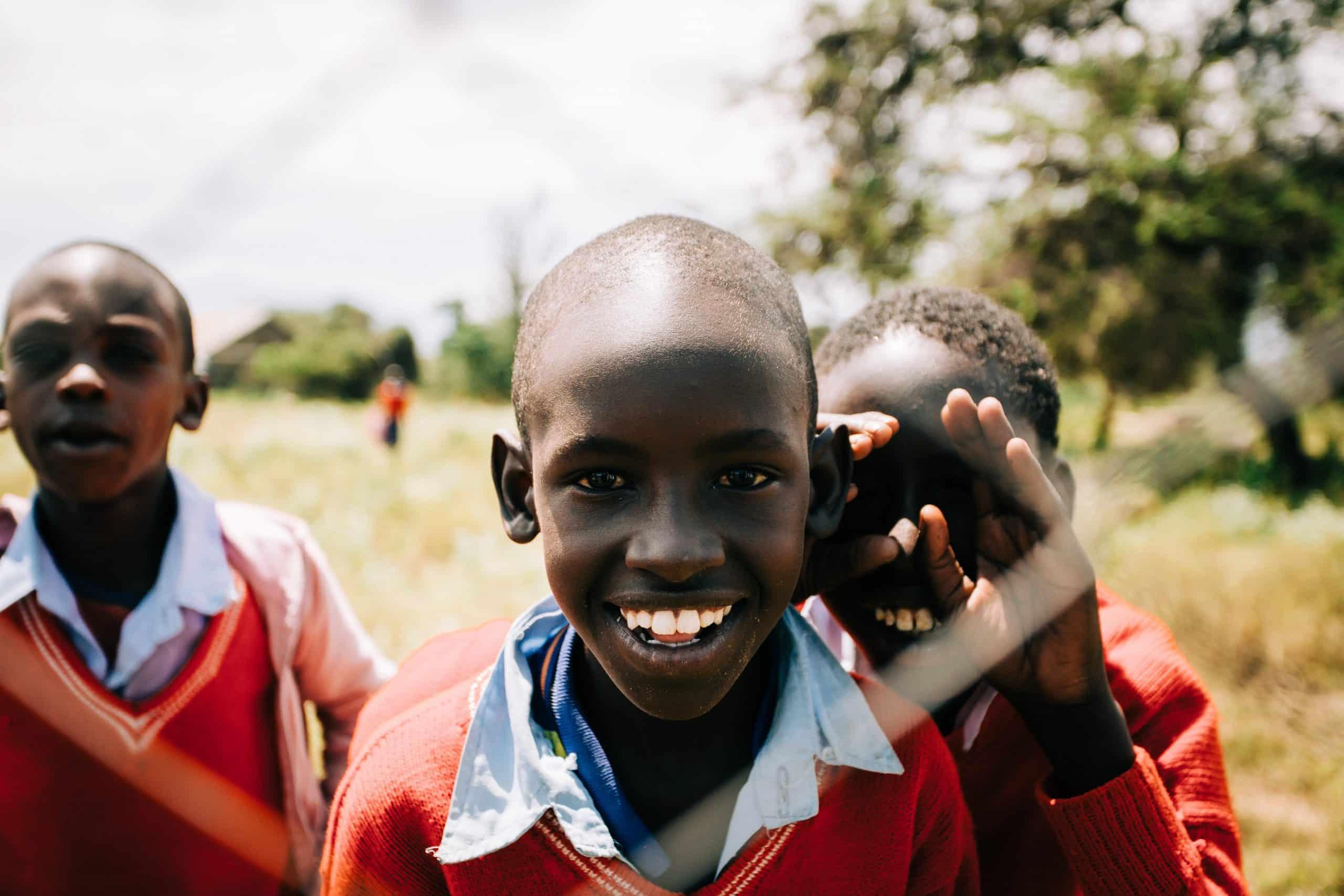 Volontariato internazionale in Kenya per lo sviluppo di una comunità