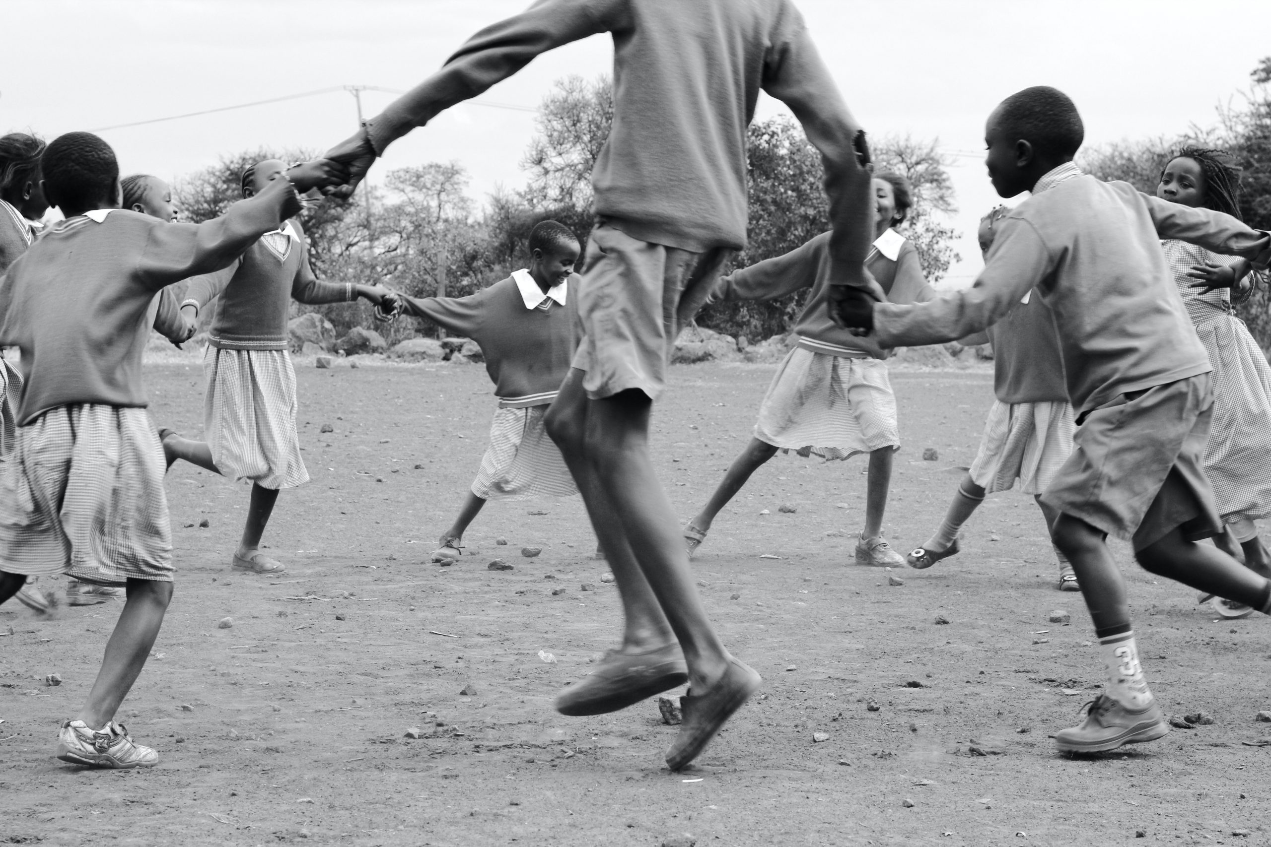 Volontariato internazionale in Kenya in una scuola secondaria