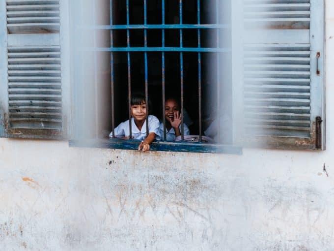 Volontariato Internazionale Cambogia bambini