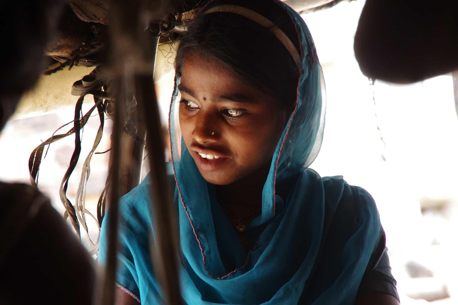 Volontariato Internazionale in India sull'empowerment delle giovani
