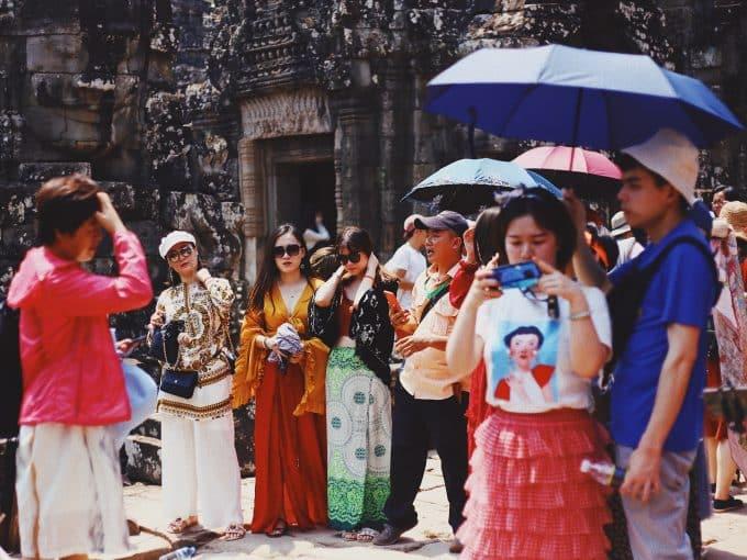 Volontariato Internazionale universitari cambogia ambiente