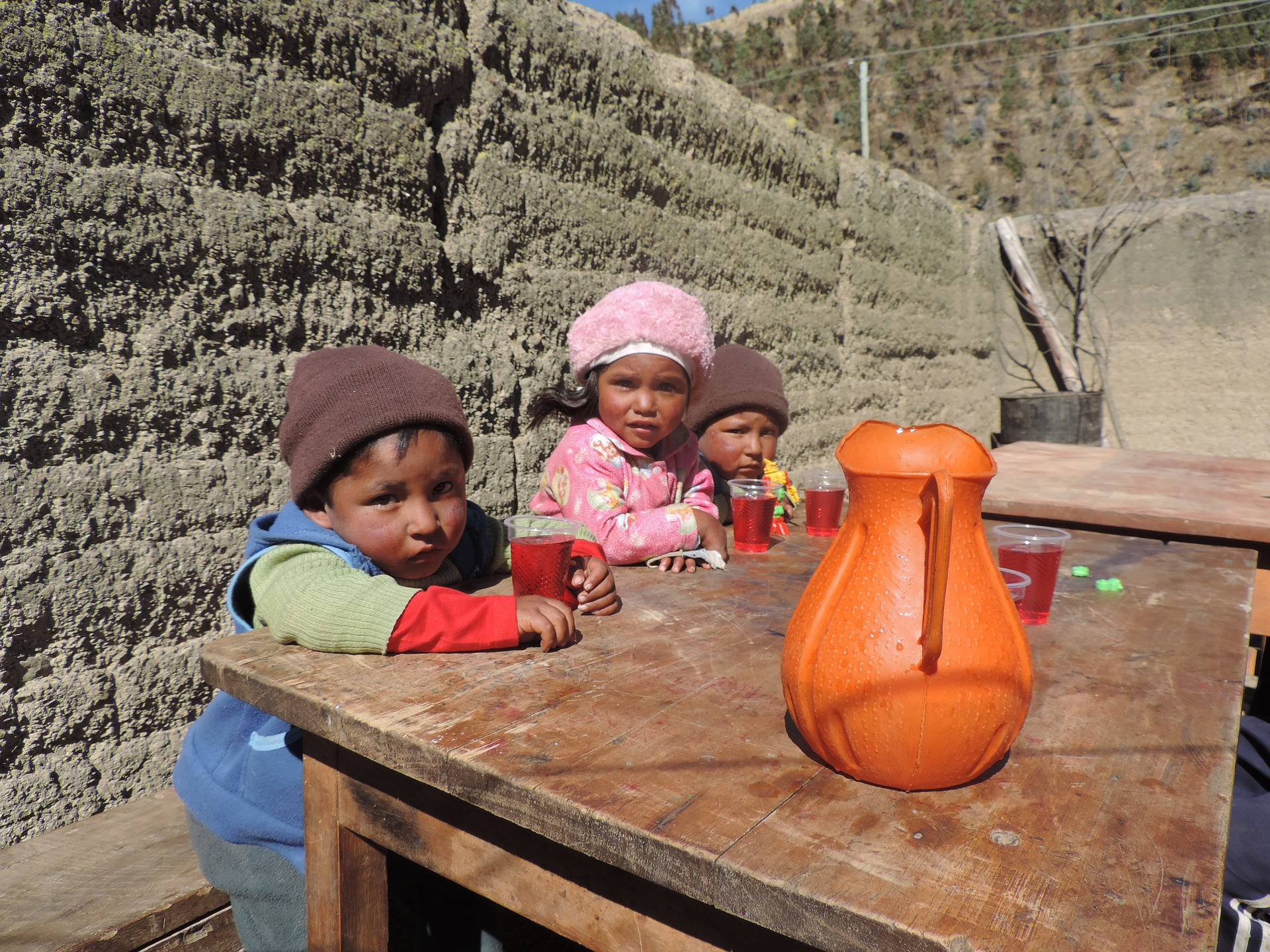 Volontariato internazionale in Bolivia in un orfanotrofio per supportare bambini e ragazzi