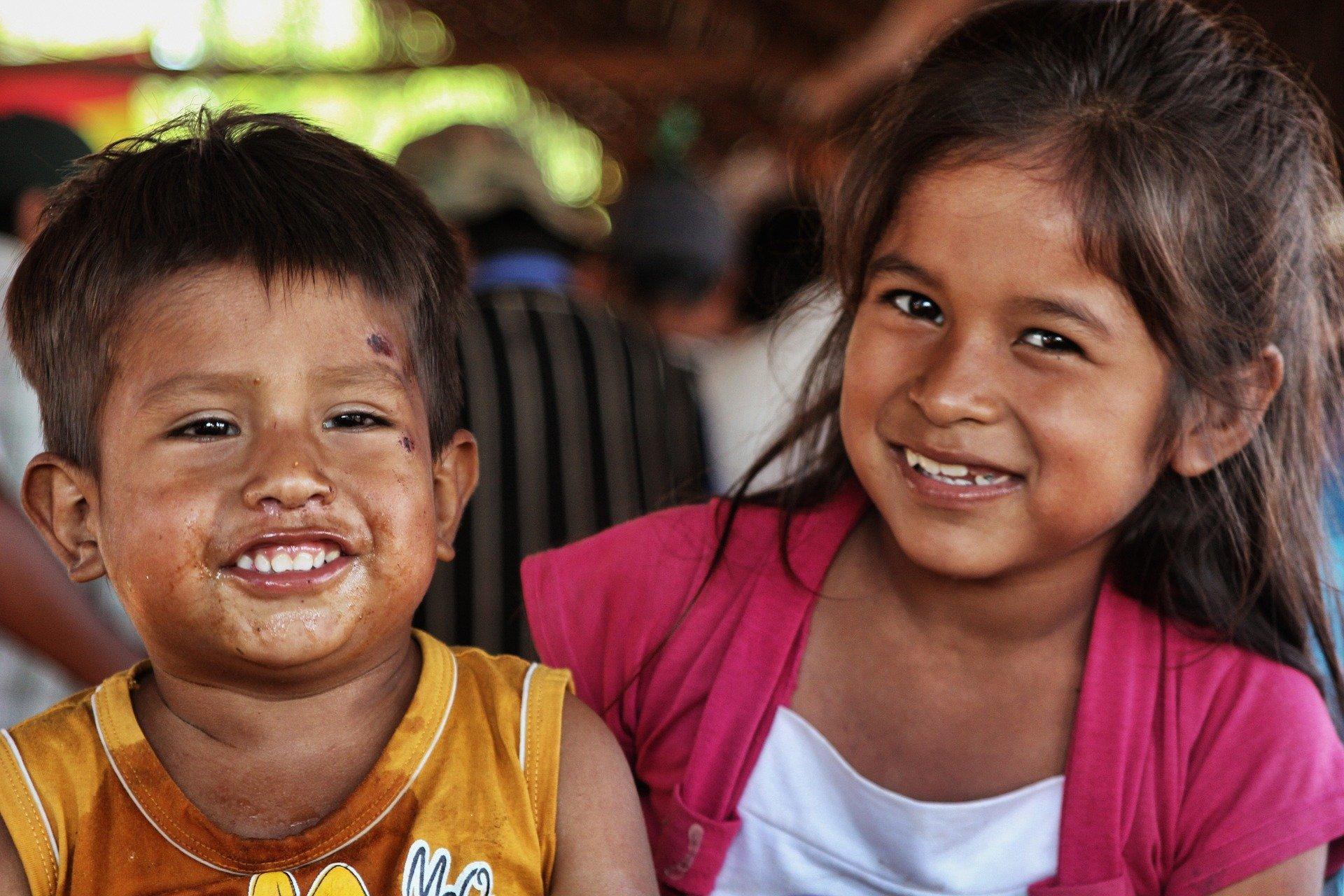 Volontariato internazionale in Bolivia in un ospedale pediatrico