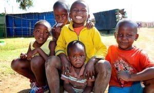 orfani e bambini vulnerabili