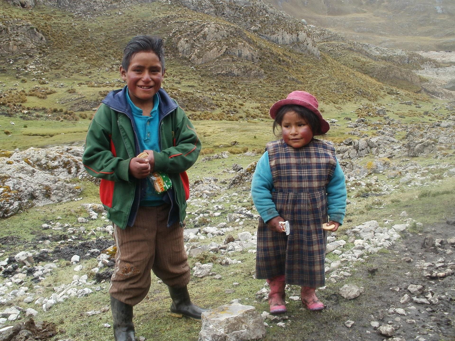 Volontariato internazionale in Perù nella comunità di Challaca