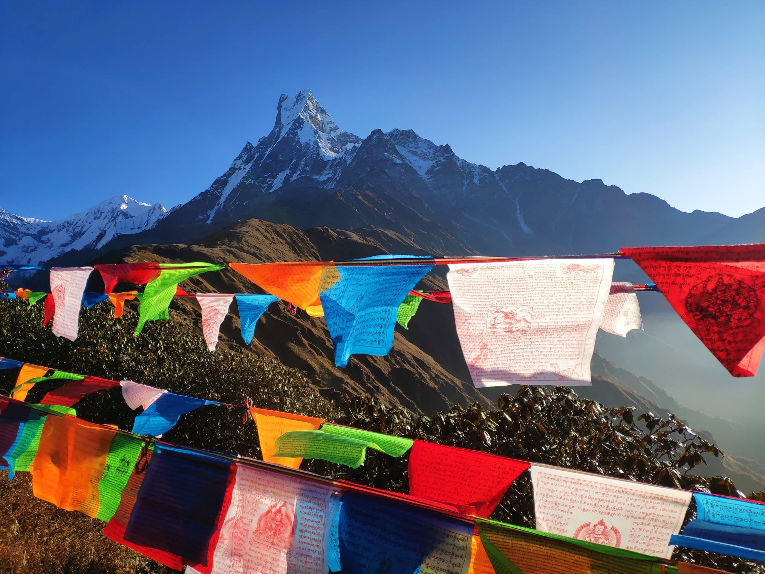 Volontariato internazionale in Nepal sul cambiamento climatico