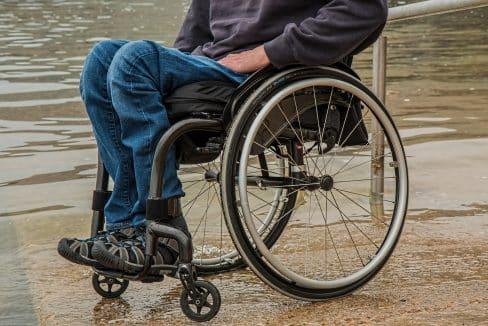 Volontariato Belgio centro disabili