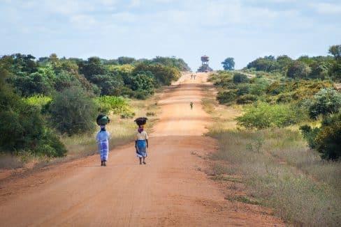 Campo di lavoro in Mozambico sviluppo locale