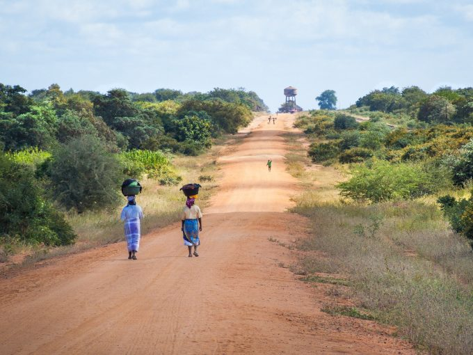 Campo di lavoro in Mozambico per lo sviluppo locale
